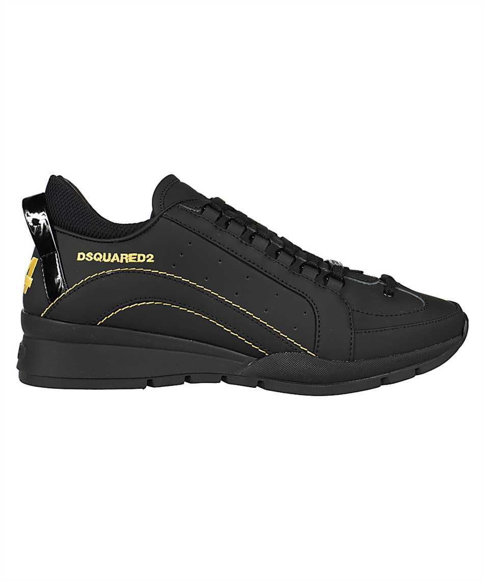 dsquared2 shoes black