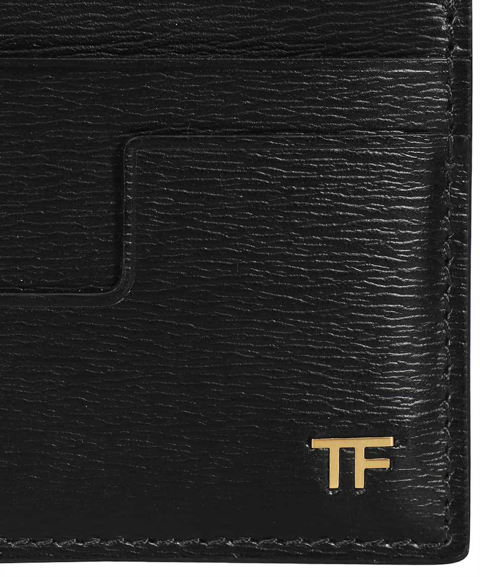 Tom Ford Y0232T-LCL053 T LINE Card holder 3