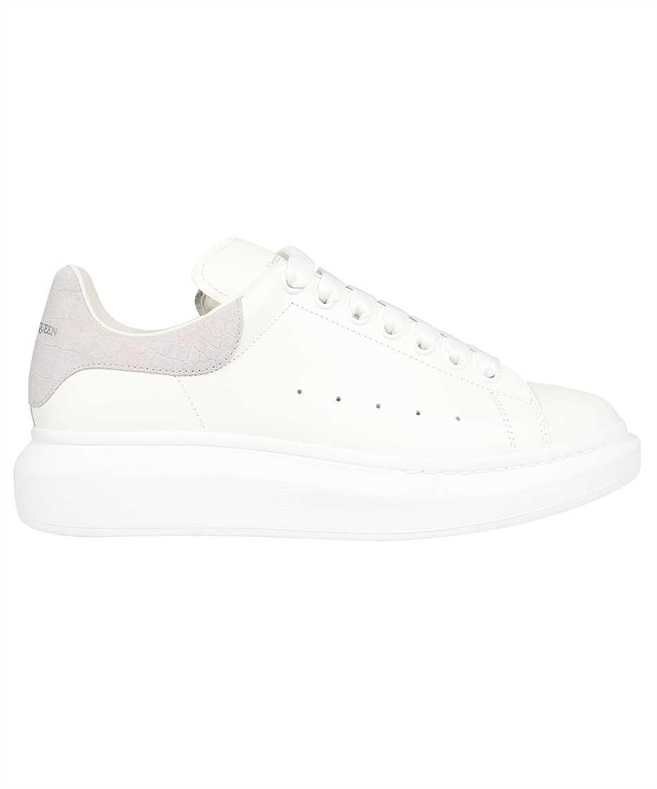 Alexander McQueen 625162 WHZ4K SUEDE OVERSIZED Sneakers 1
