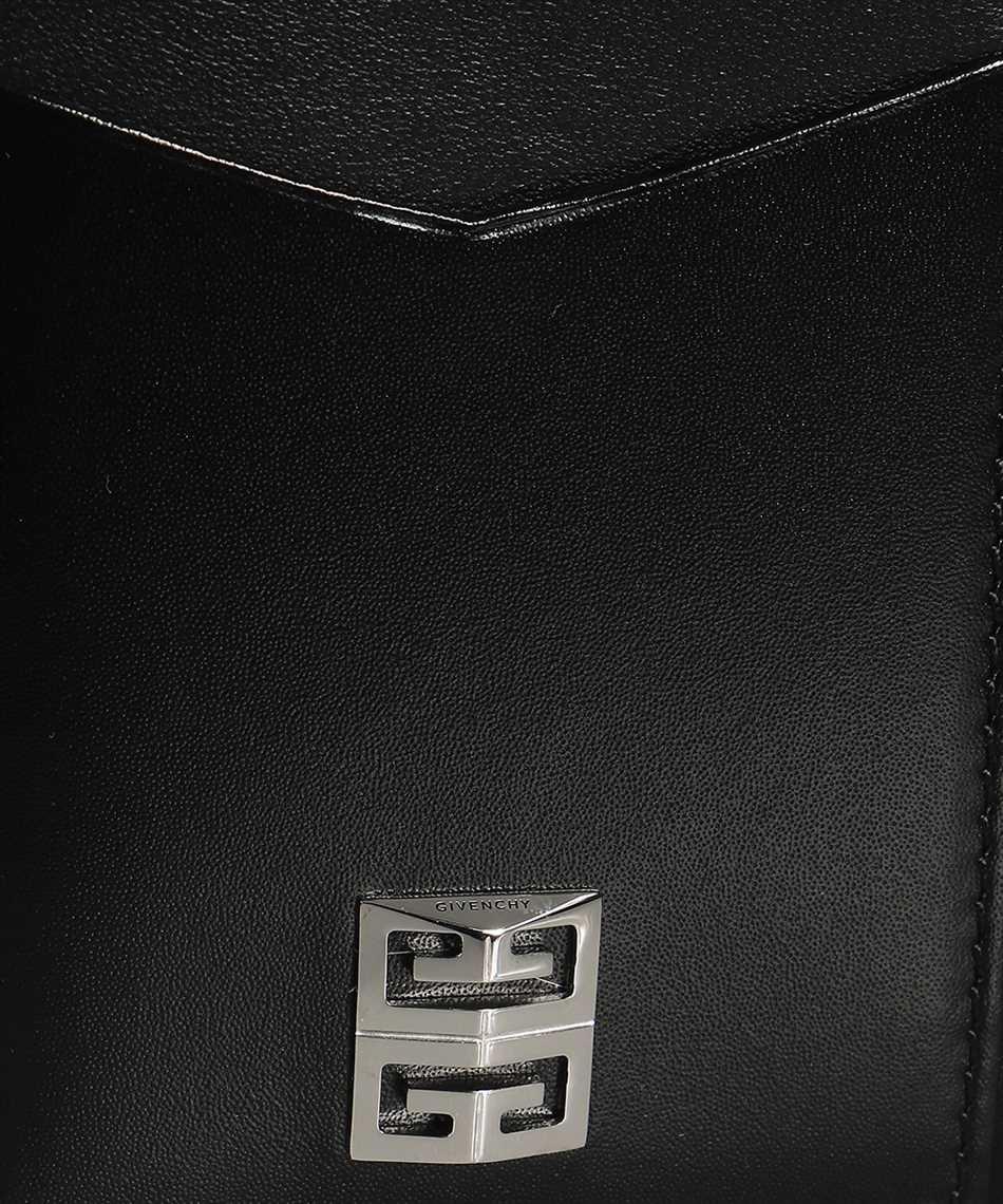 Givenchy BB60GXB15S 4G ZIP Card holder 3