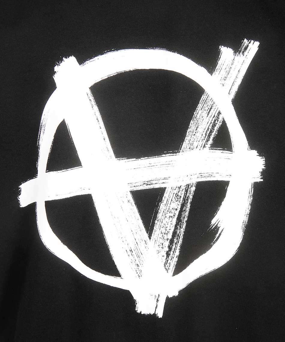 Vetements MAH20TR117 ANARCHY T-shirt 3