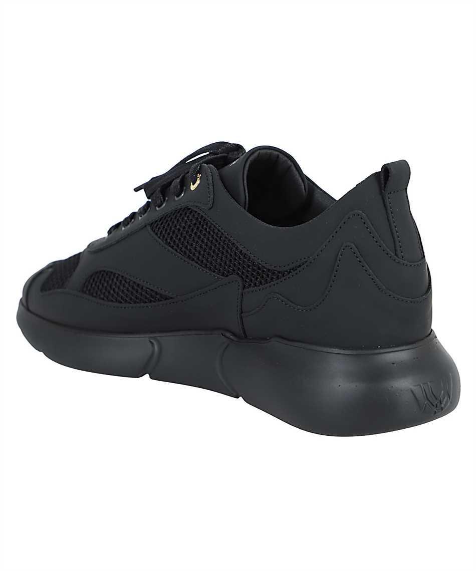 Mercer Amsterdam ME0274212190 W3RD MATTE GUM Sneakers 3