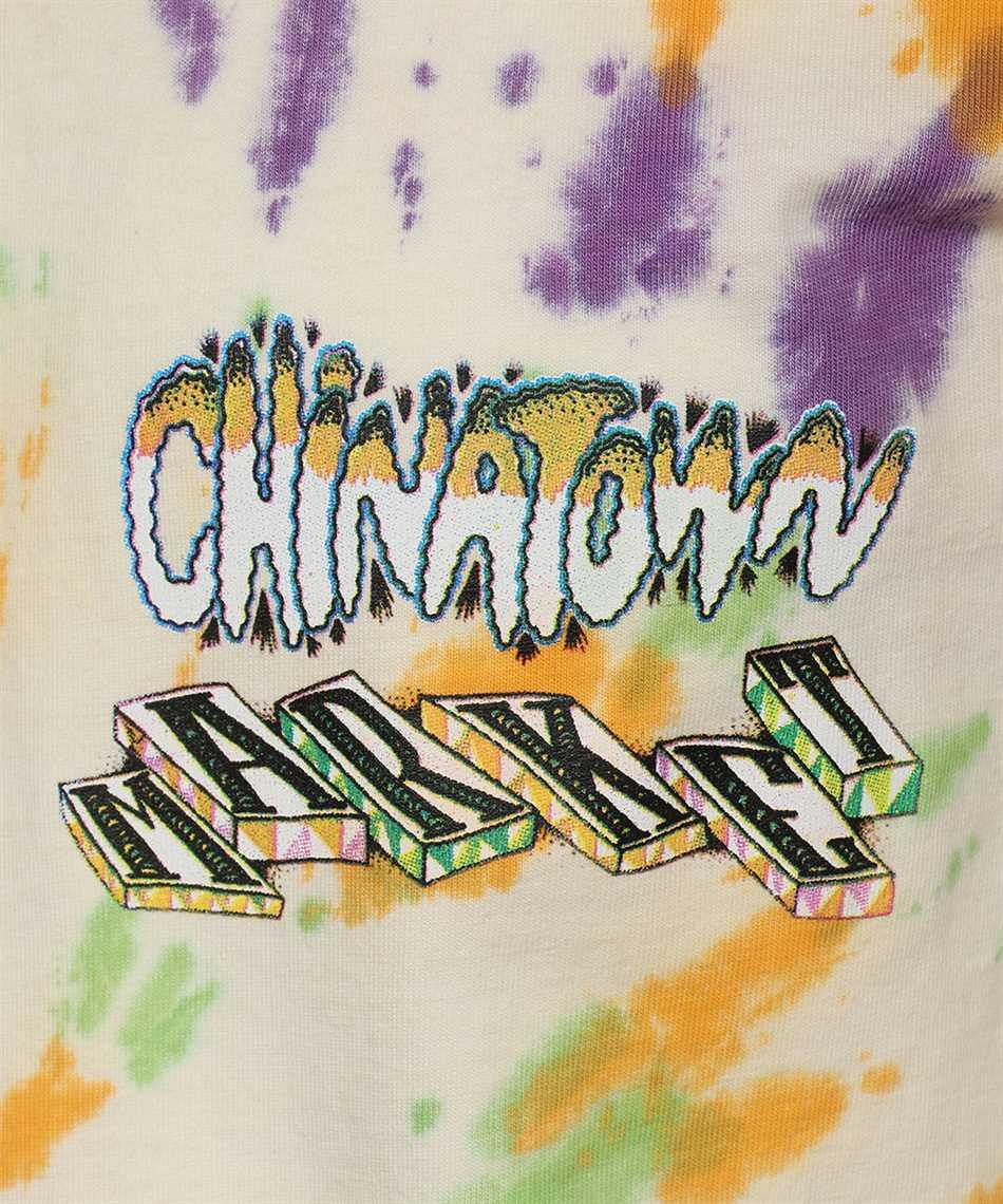 Chinatown Market 1990458 BLOCK TIE DYE T-shirt 3