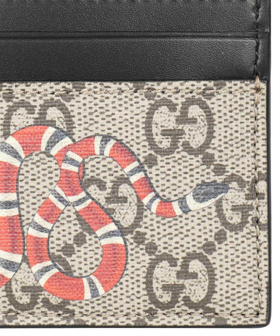 Gucci 451277 K541N KINGSNAKE Porta carte di credito 3