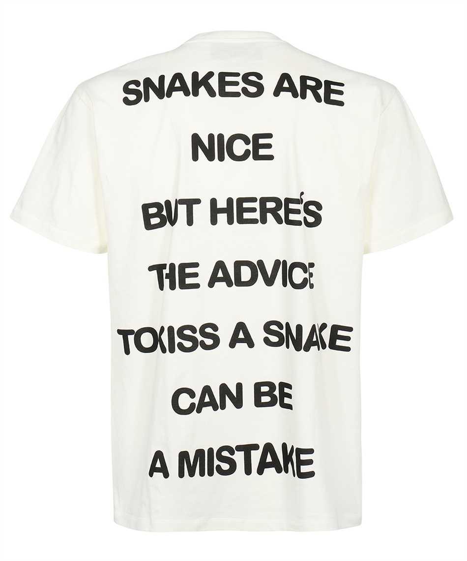 Gucci 615044 XJDGG CAT EYES PRINT COTTON JERSEY T-shirt 2