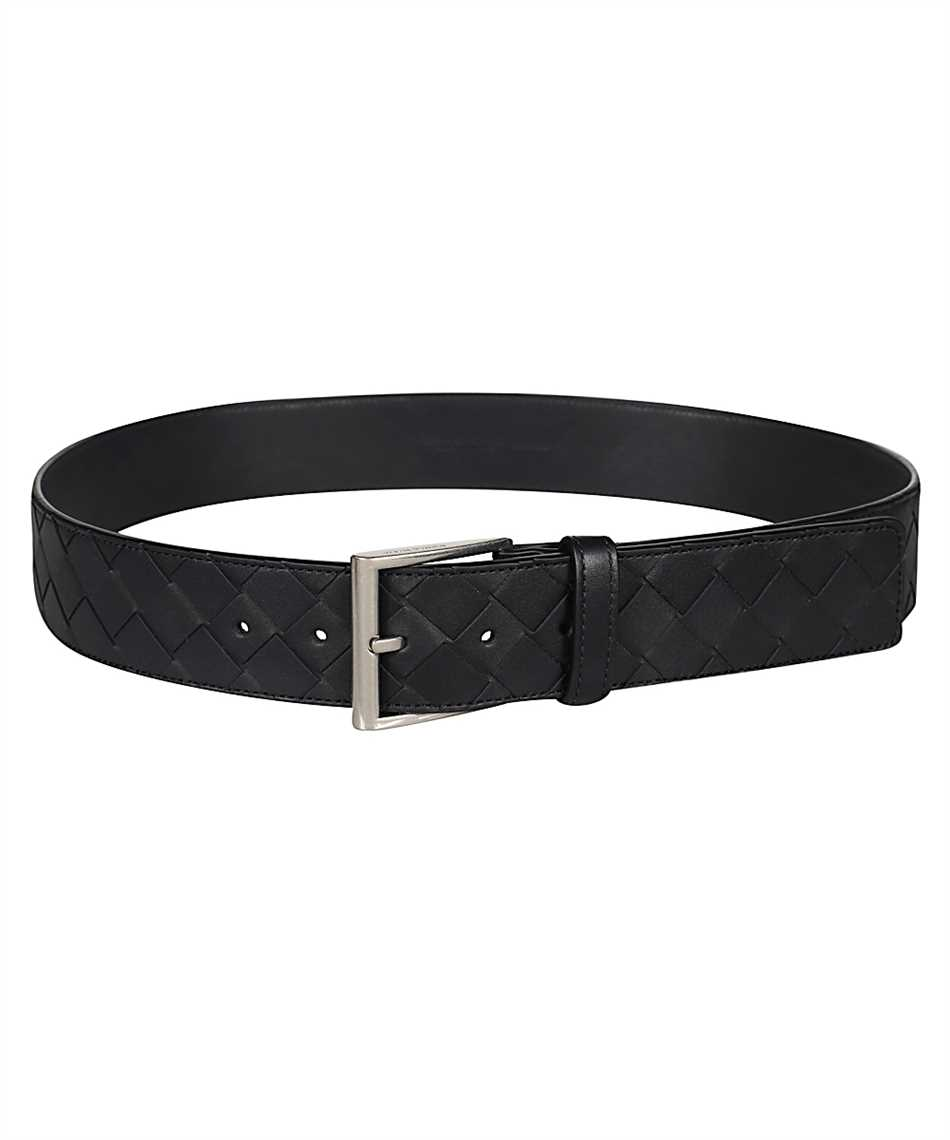 Bottega Veneta 629844 VCPQ3 METAL BUCKLE Belt 1