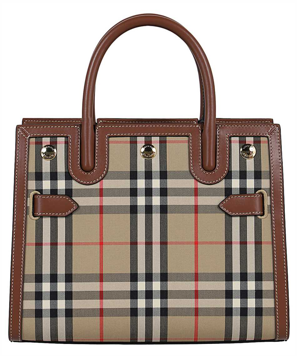 Burberry 8025267 MINI VINTAGE CHECK TWO-HANDLE TITLE Tasche 1