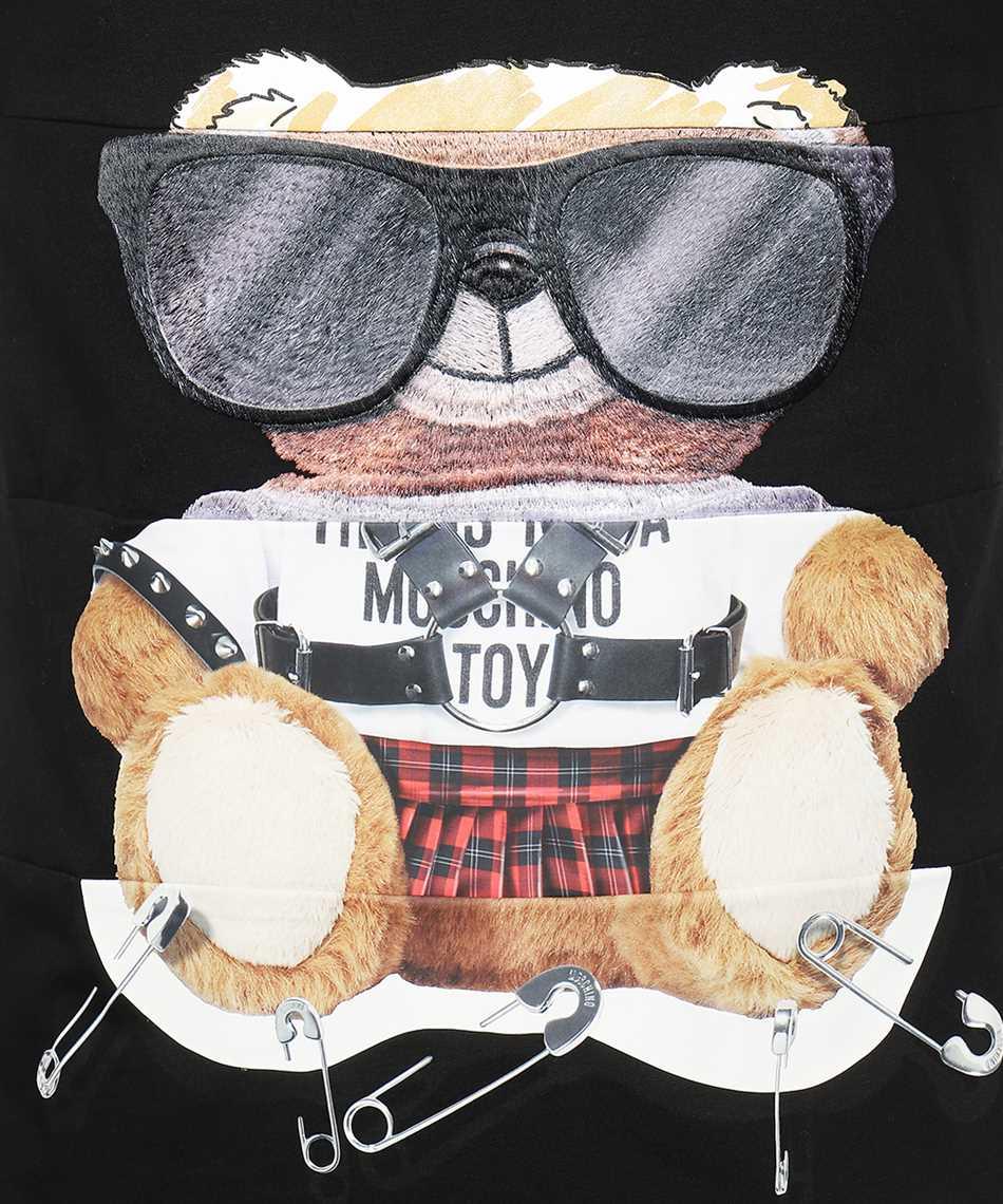 Moschino V 0701 5240 TEDDY BEAR T-Shirt 3
