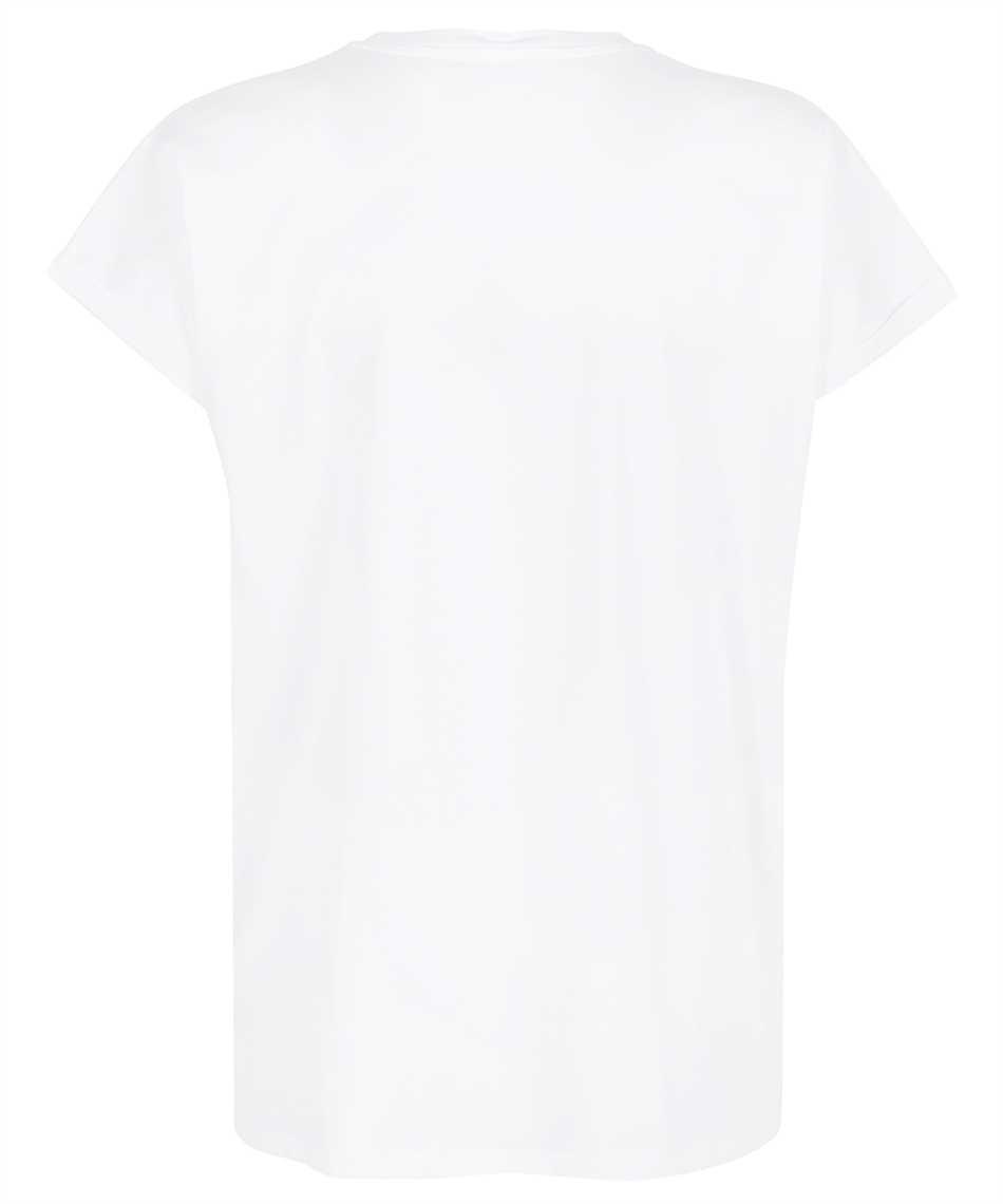 Balmain WF0EF010B098 METALLIC EMBOSSED T-shirt 2