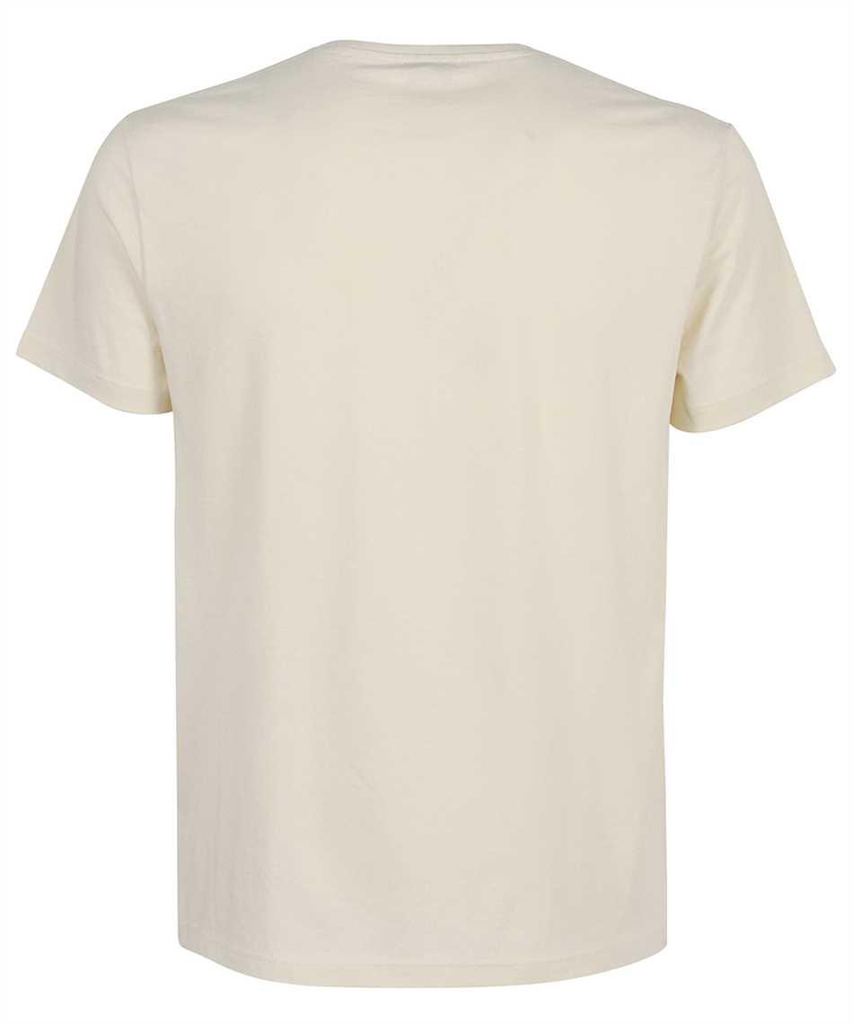 Alexander McQueen 622104 QRZ57 GRAFFITI T-shirt 2