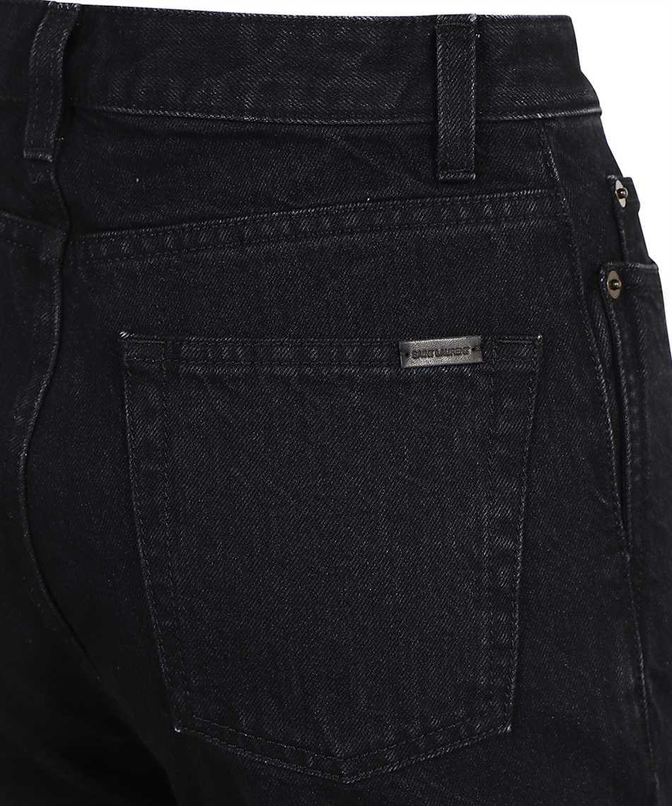 Saint Laurent 644332 YL899 90'S HIGHWAIST Jeans 3