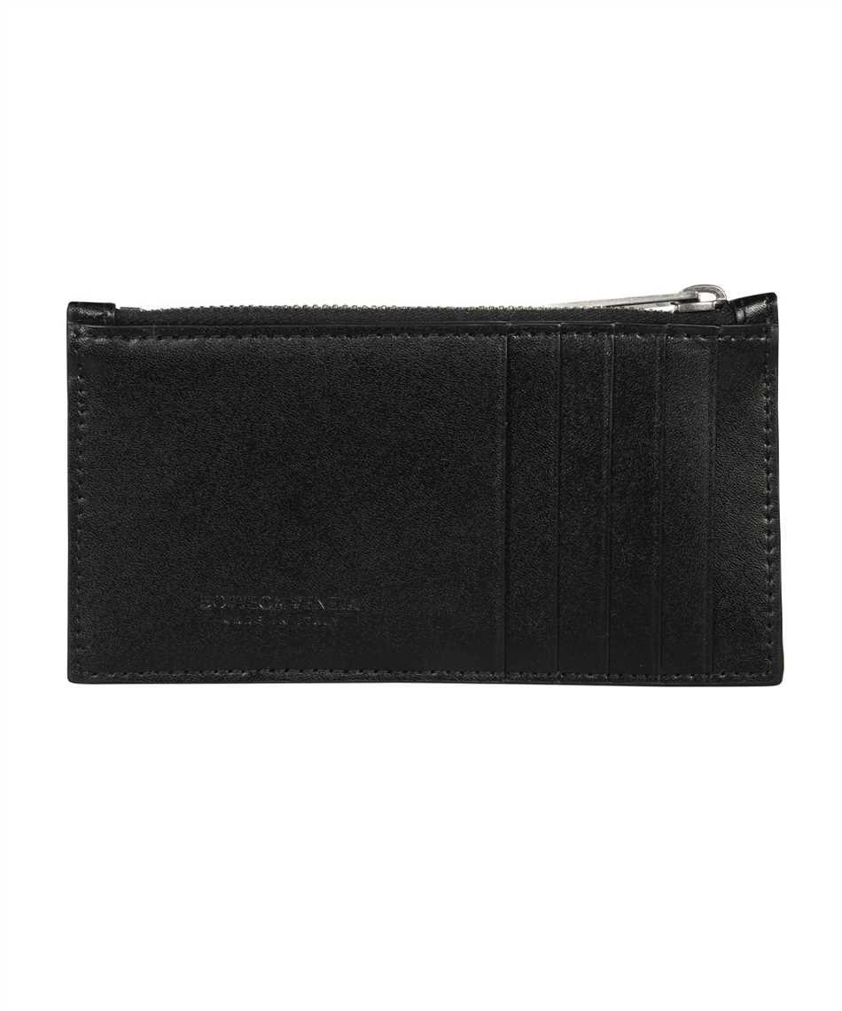 Bottega Veneta 667049 VBWD3 ZIPPED Porta carte di credito 2