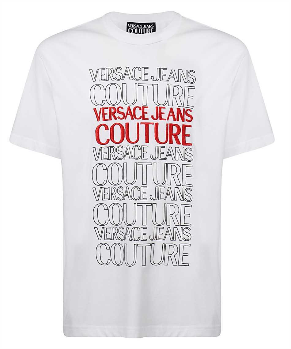 Versace Jeans Couture B3GWA7TK 30454 T-Shirt 1