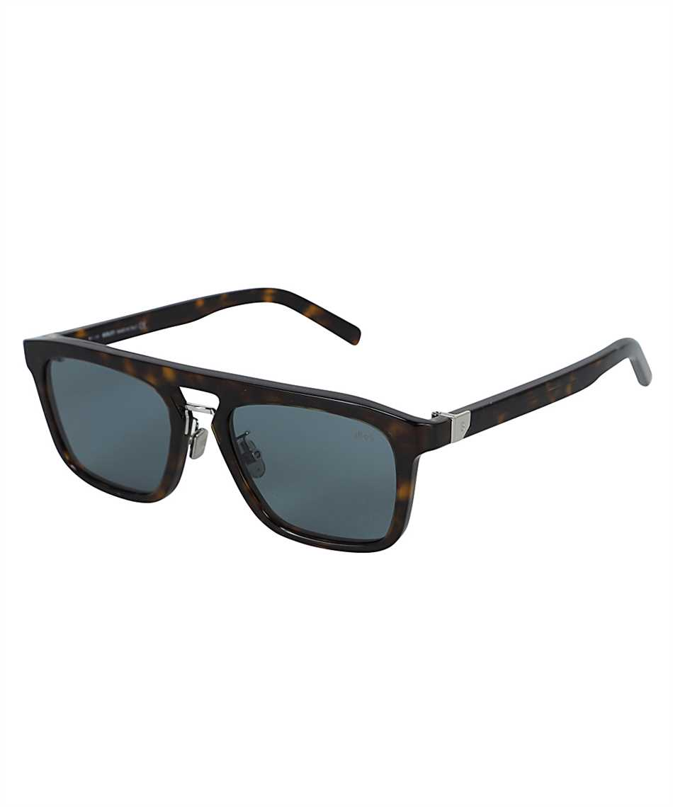 BERLUTI BL40025U5452V ACETATE AND METAL MAGNETIC Sunglasses 2