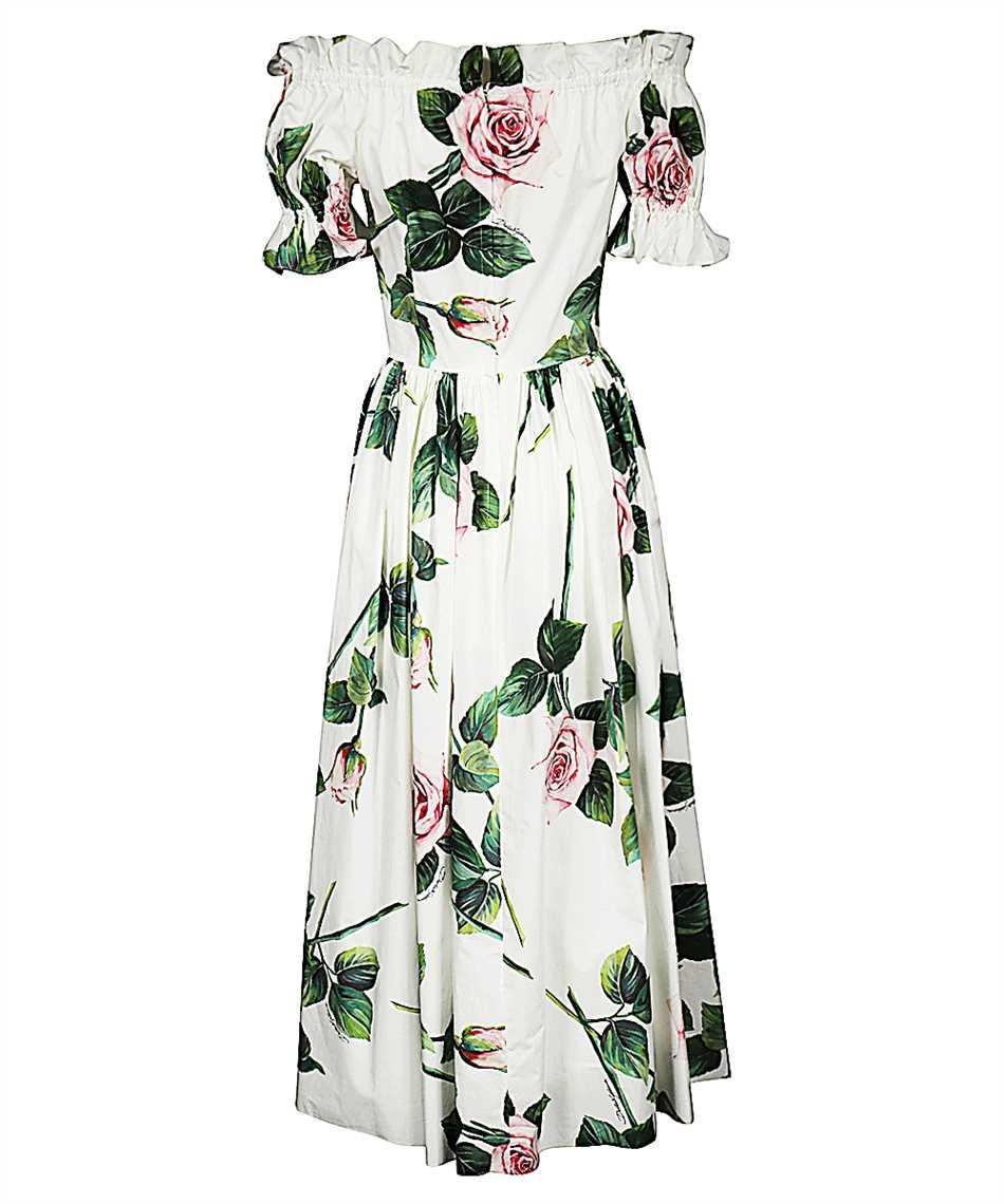 Dolce & Gabbana F6H9ST-HS5FZ TROPICAL Dress 2