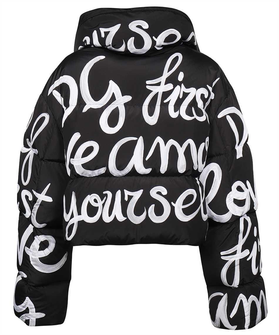 Dolce & Gabbana F9K65T G7A5Q CROPPED PRINT Jacket 2