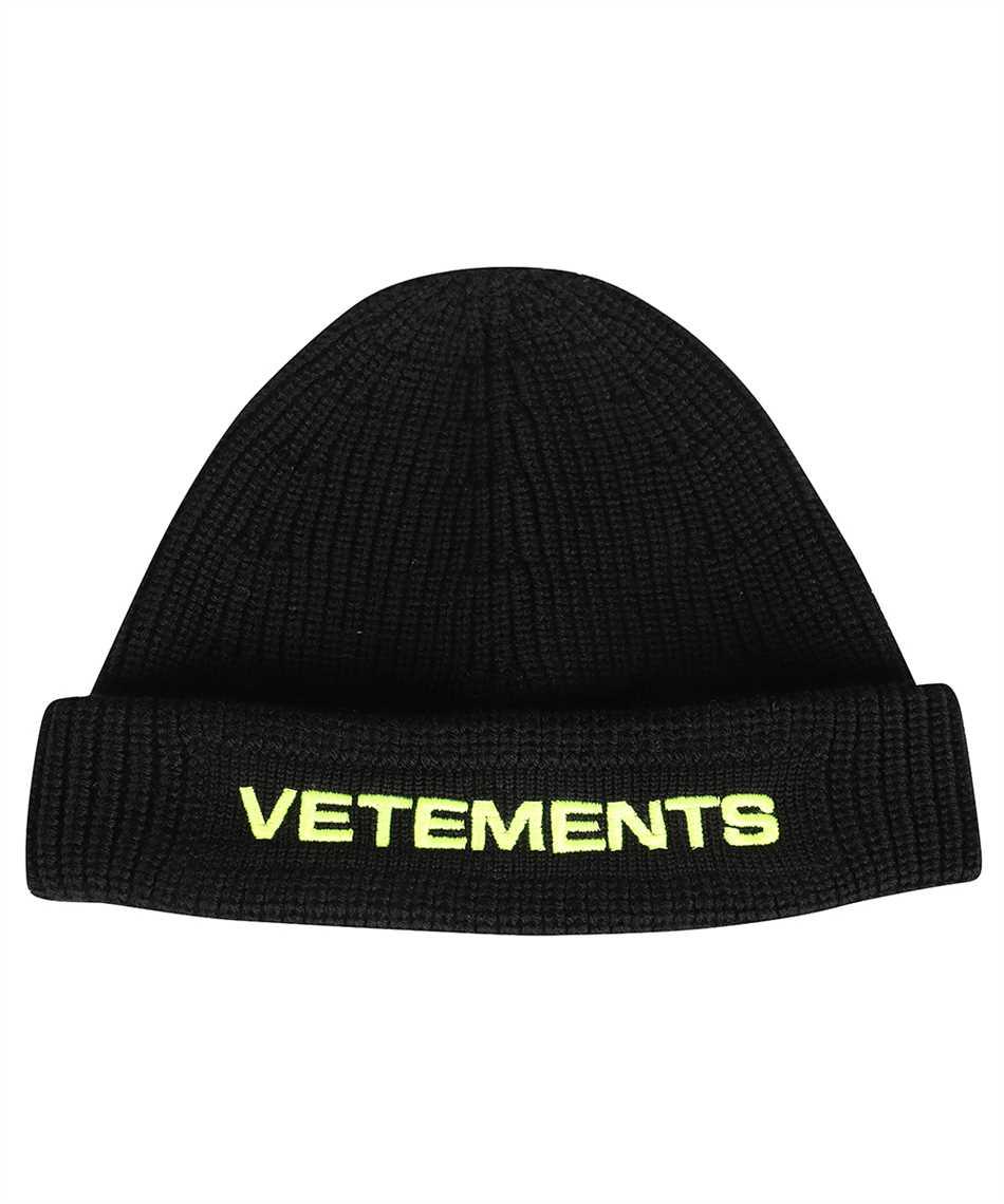 Vetements UA52KN300X LOGO Cappello 1