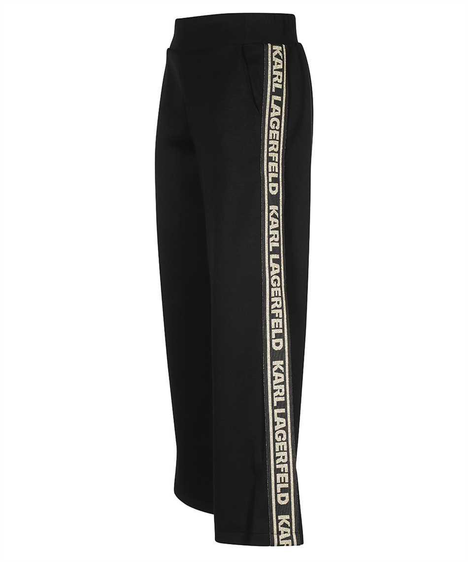 Karl Lagerfeld 211W1062 LOGO TAPE Pantalone 3