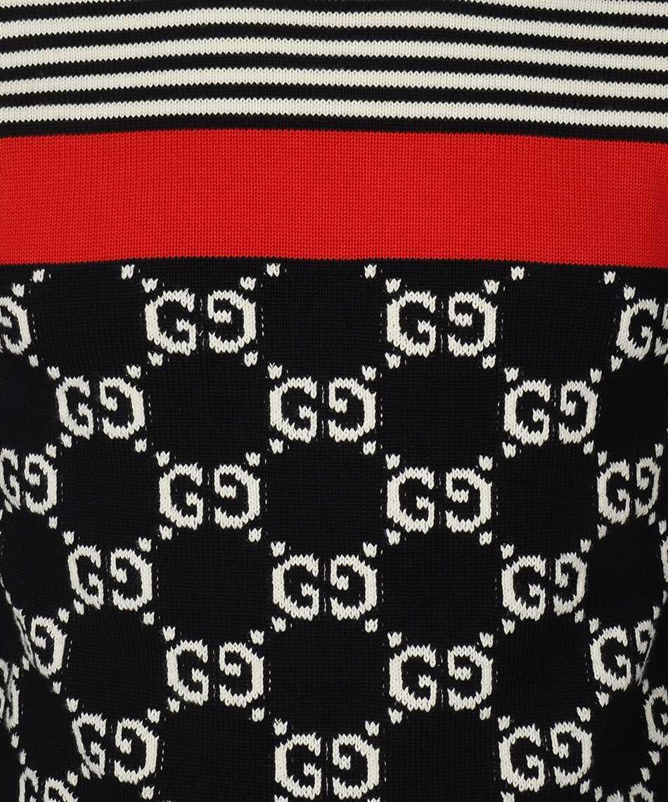 Gucci 496458 X9I07 GG Maglia 3