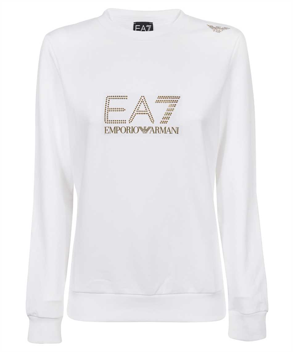 EA7 8NTM45 TJ9RZ REGULAR-FIT Sweatshirt 1