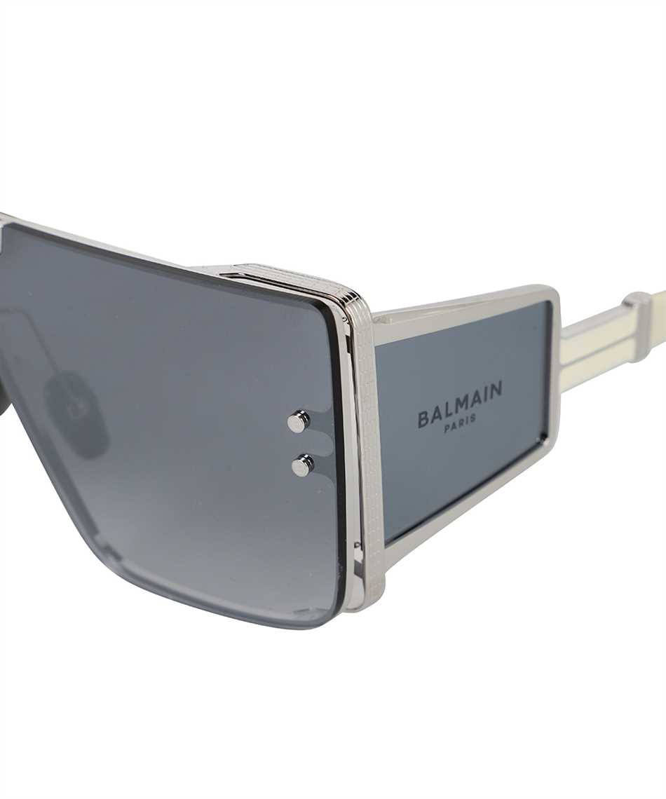Balmain BPS-102F SHIELD-SHAPED WONDER BOY Sonnenbrille 3