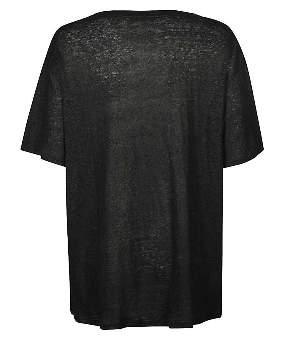 Acne FN-WN-TSHI000199 LINEN T-shirt 2