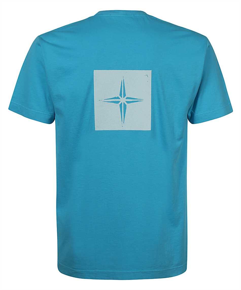 Stone Island 2NS81 STENCIL TWO T-shirt 2