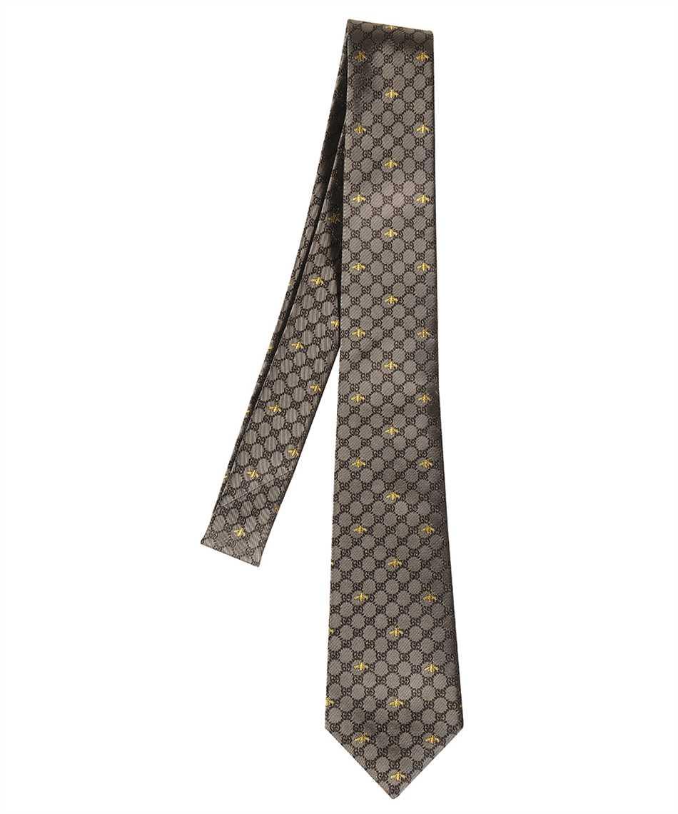 Gucci 545078 4E002 GG BEES Cravatta 1