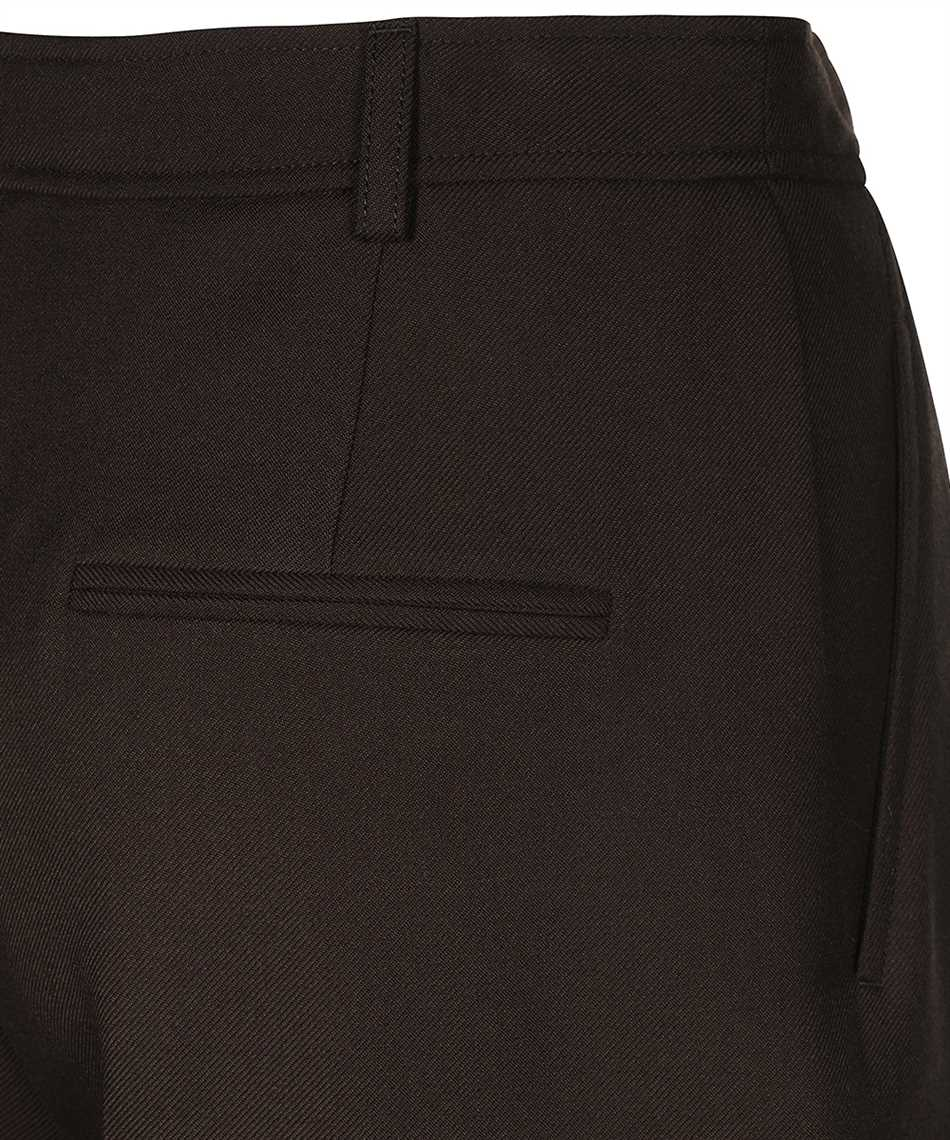 Saint Laurent 661319 Y7B73 PLEATED Trousers 3