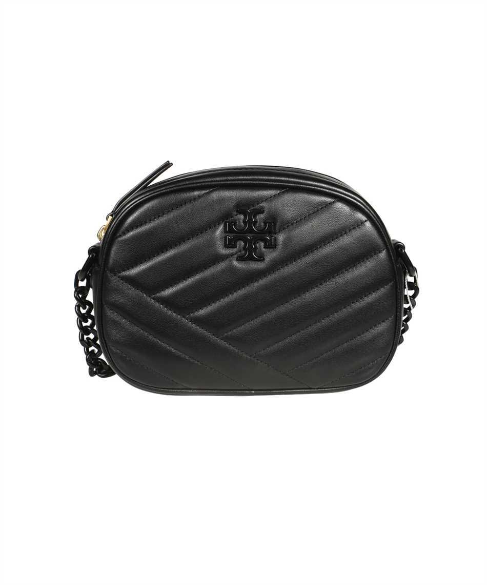 Tory Burch 82284 KIRA CHEVRON POWDER COATED SMALL Bag 1