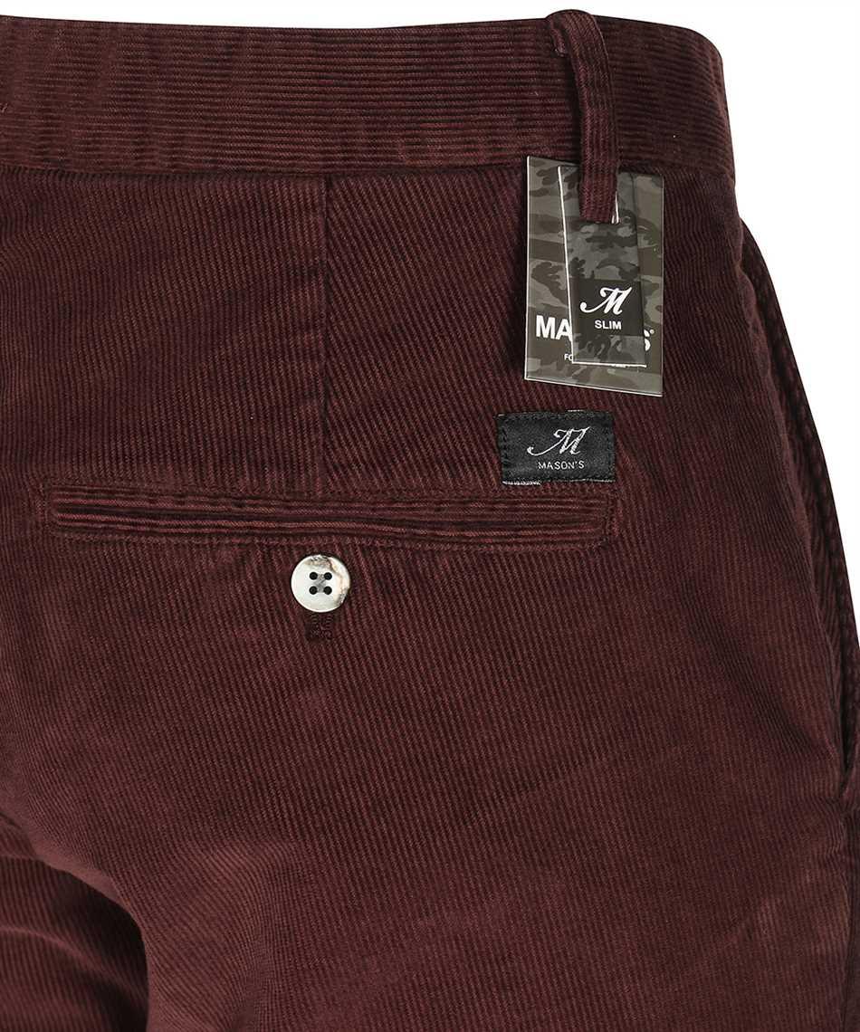 Mason's 9PN2R4973 VBE014 TORINOSTYLE Trousers 3