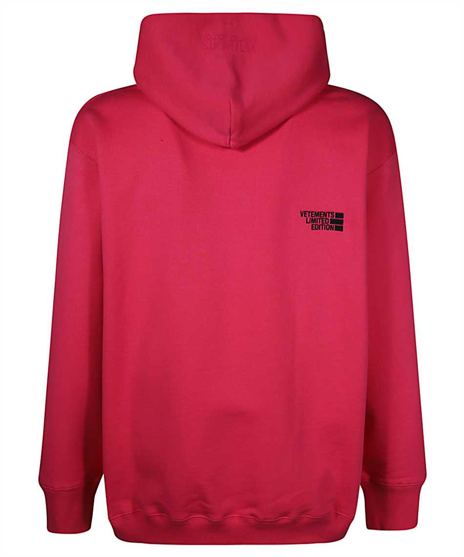 Vetements UE51TR730P LOGO LIMITED EDITION Hoodie 2