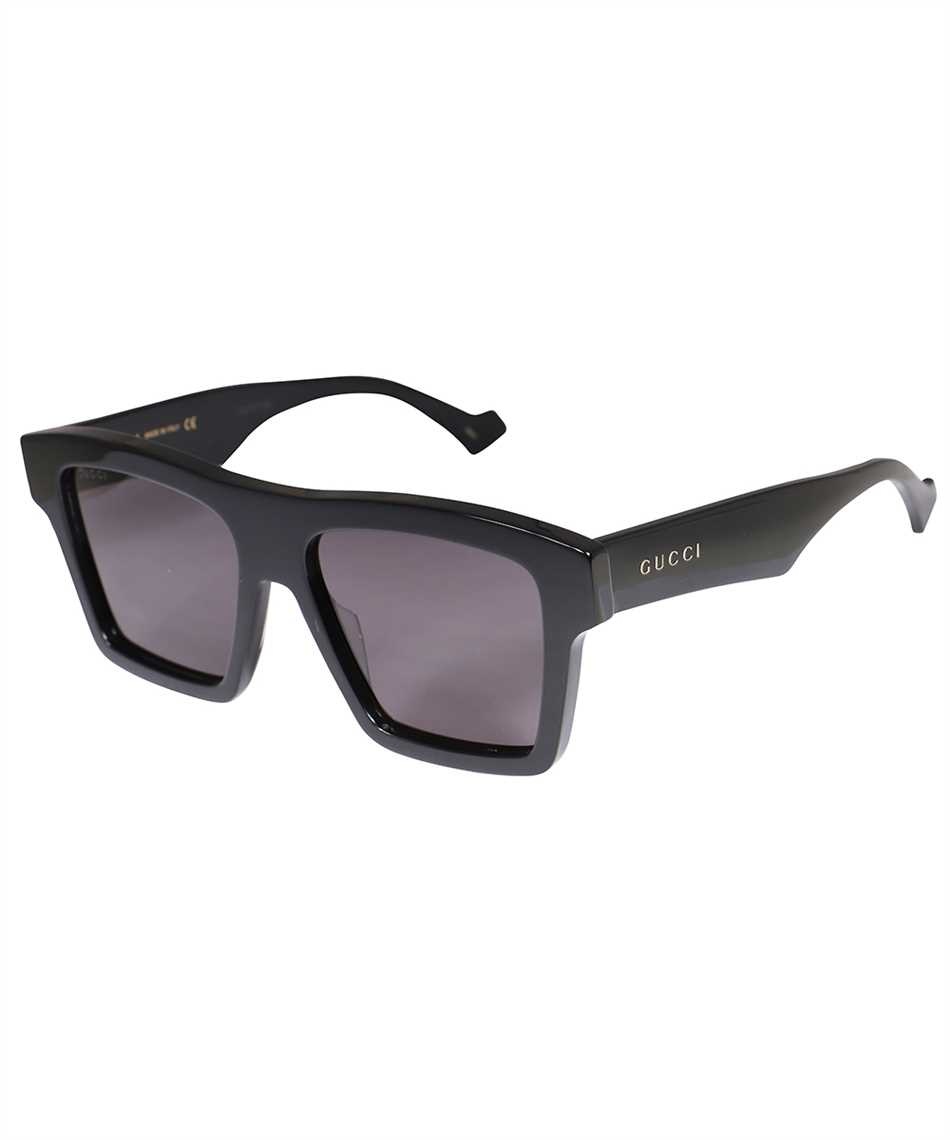 Gucci 663749 J0740 SQUARE-FRAME Sonnenbrille 2