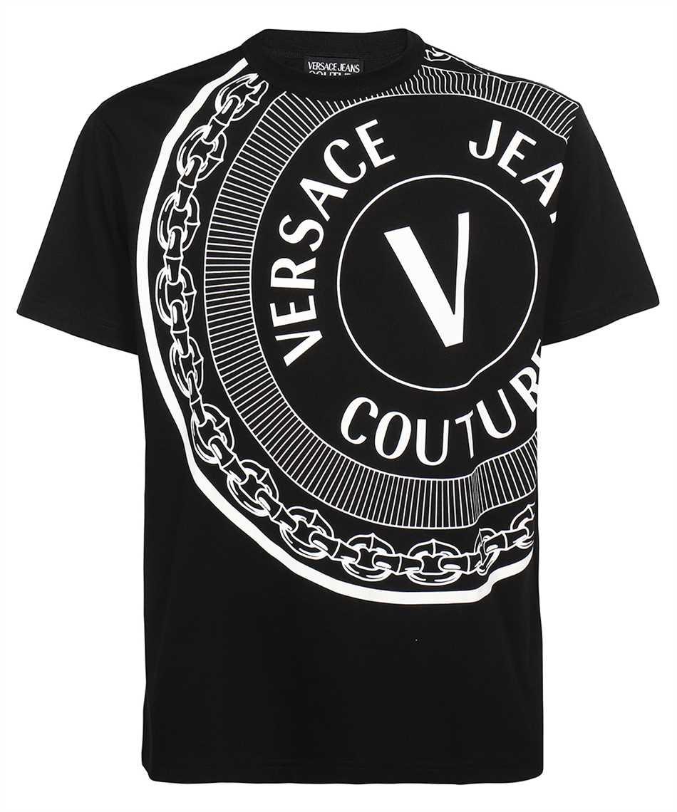 Versace Jeans Couture 71GAHT19 CJ00T T-Shirt 1