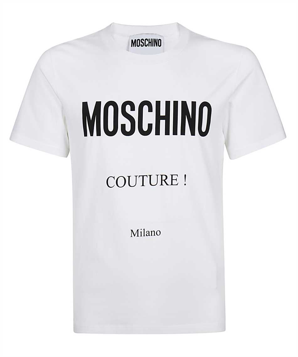 Moschino A0730 2039 MOSCHINO COUTURE PRINT T-shirt 1