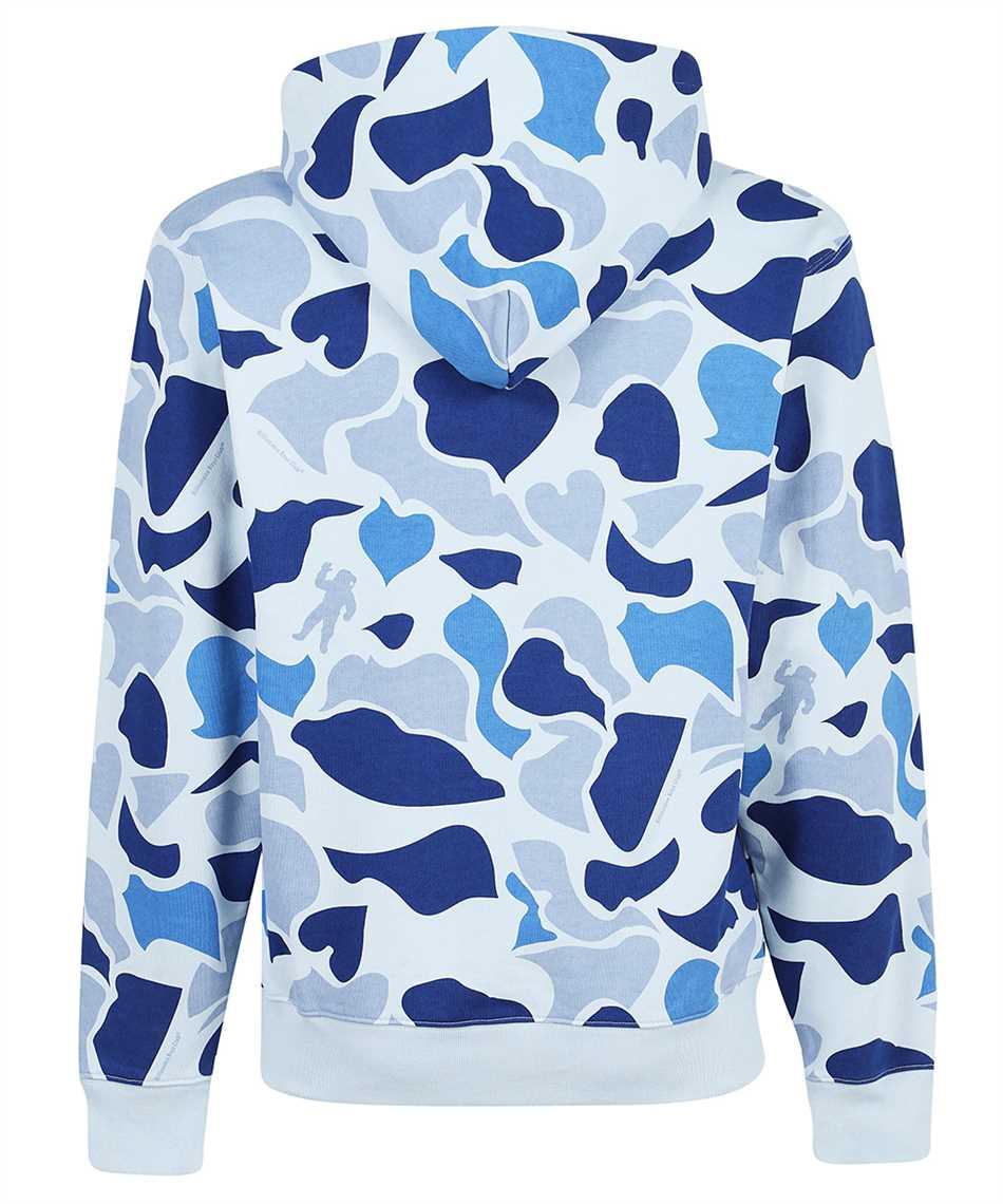 Billionaire Boys Club B21226 CAMO ARCH LOGO POPOVER Kapuzen-Sweatshirt 2