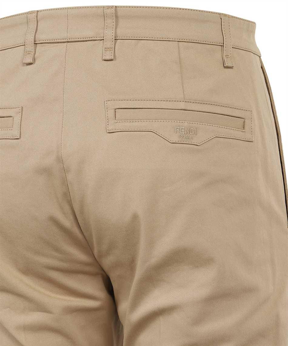 Fendi FB0683 AFE5 COTTON Pantalone 3