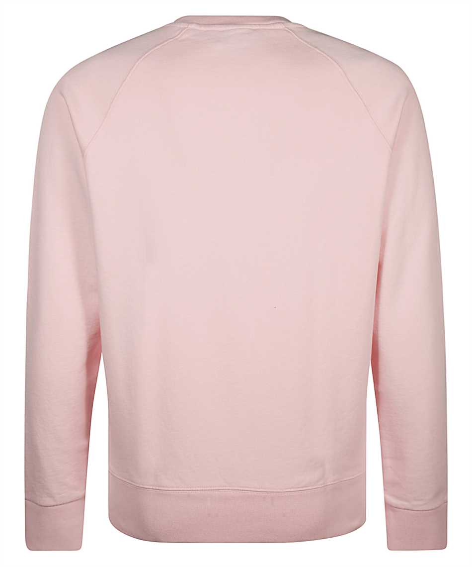 Maison Kitsune GM00313KM0001 HANDWRITING CLEAN Sweatshirt 2
