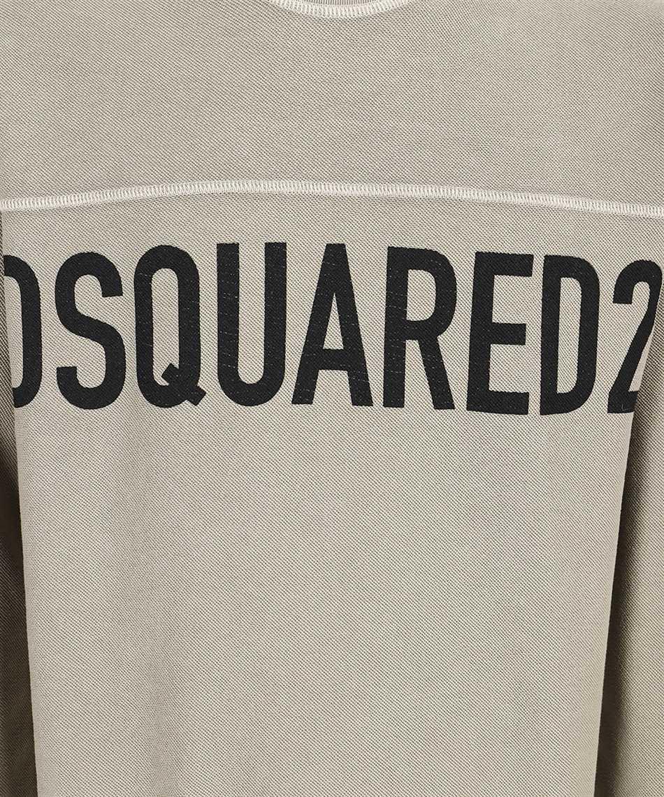 Dsquared2 S74GU0536 S25462 2-TONE COOL Sweatshirt 3