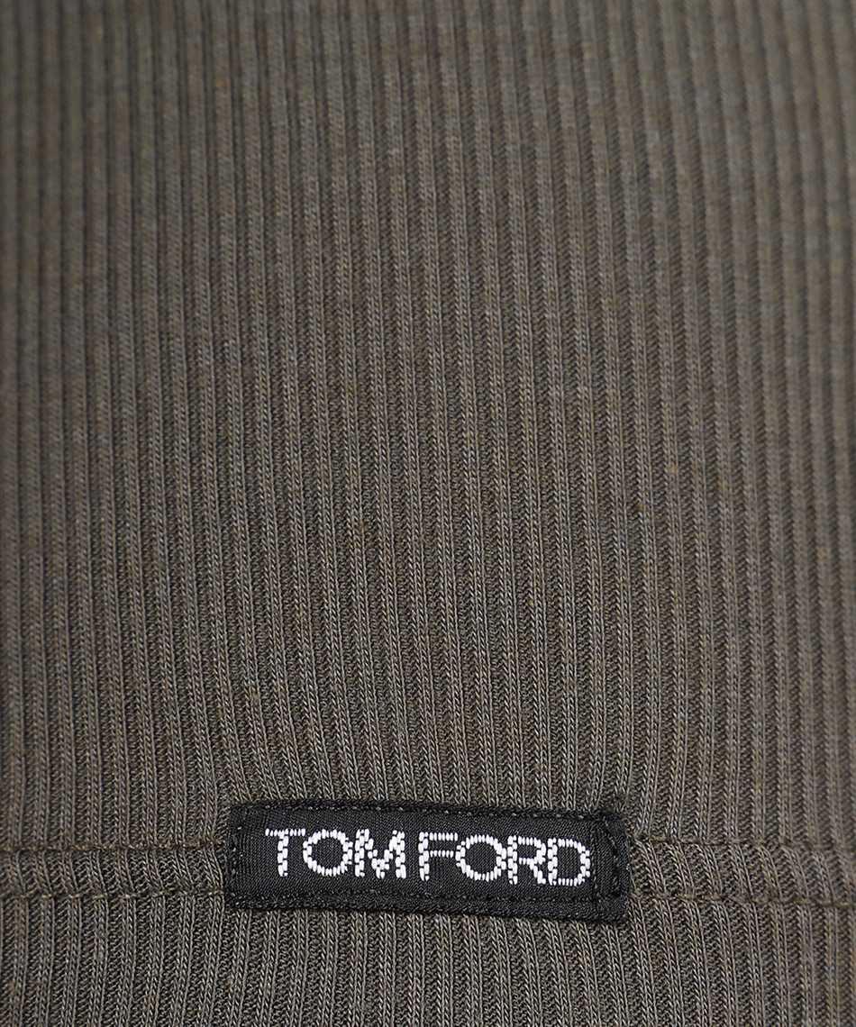 Tom Ford T4D10 121 RIB VEST Canottiera 3