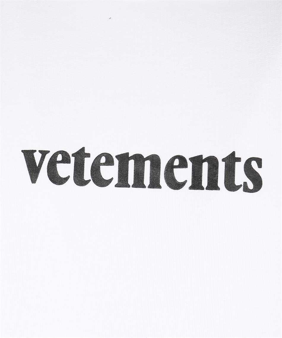 Vetements TR311 LOGO Felpa 3