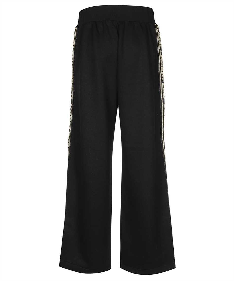Karl Lagerfeld 211W1062 LOGO TAPE Pantalone 2