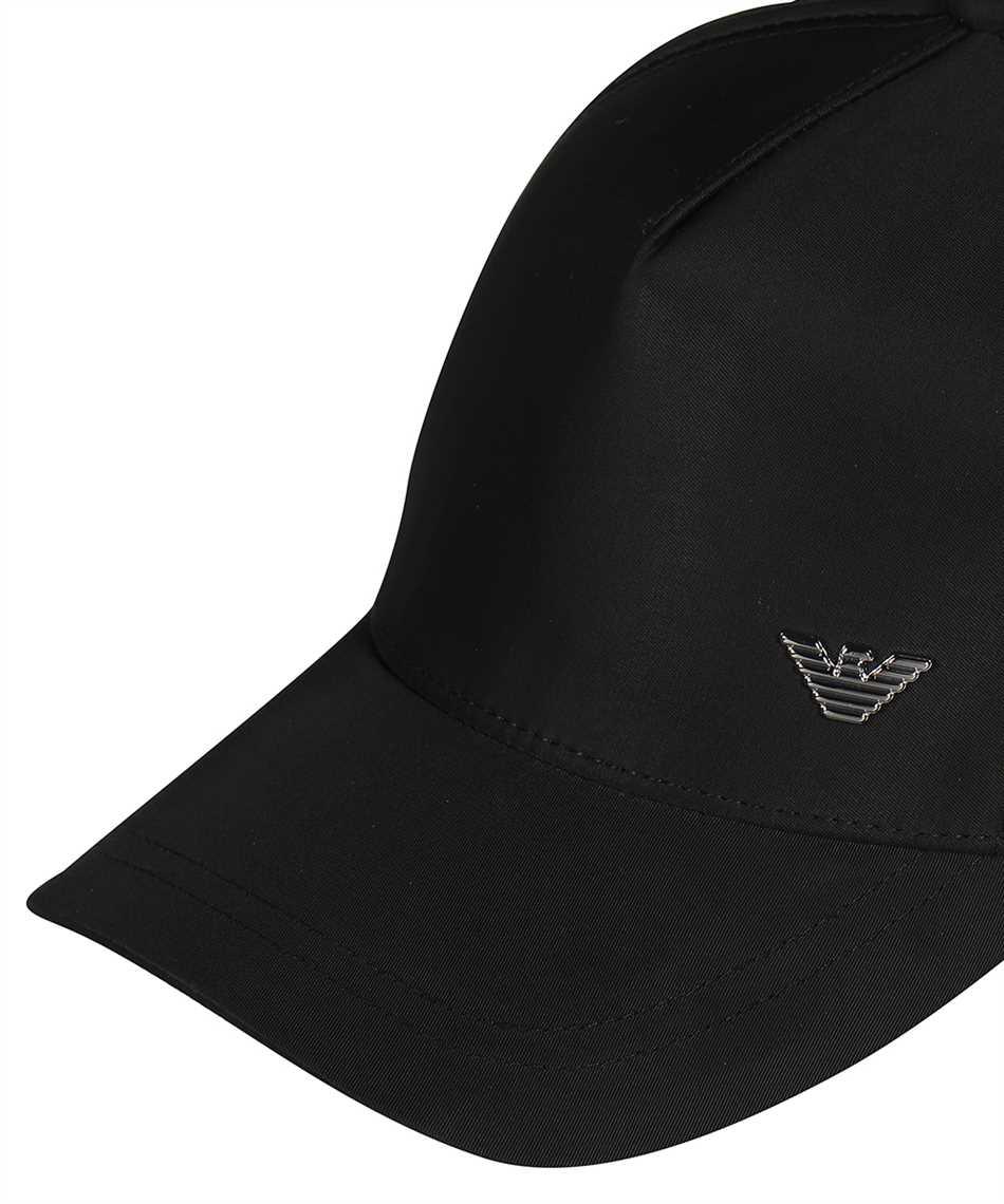 Emporio Armani 627584 1P574 LOGO Cappello 3