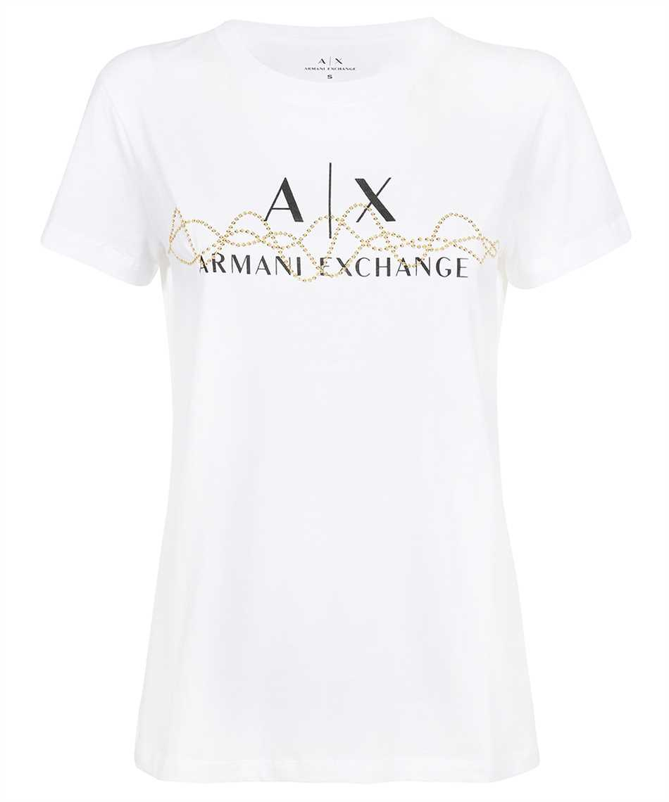 Armani Exchange 6KYTAK YJ8QZ LOGO T-shirt 1