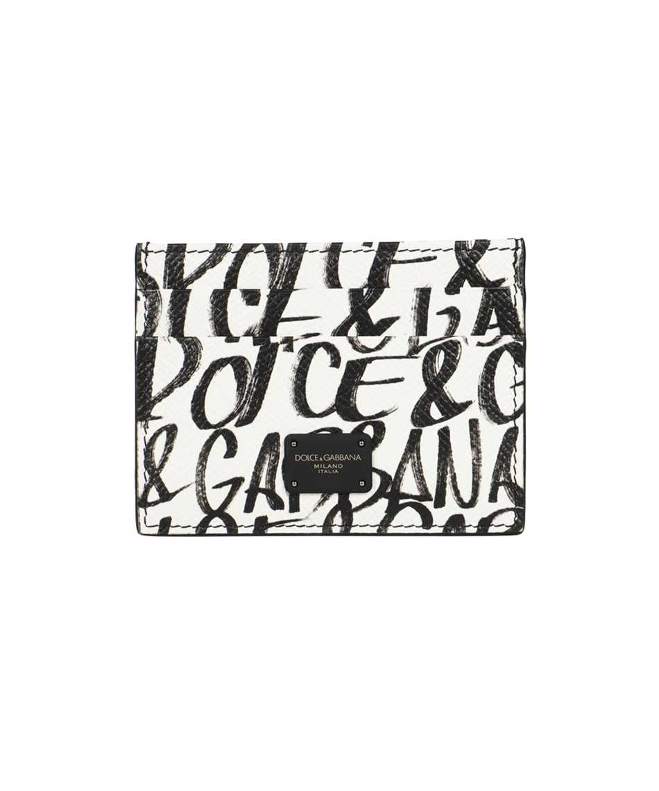 Dolce & Gabbana BP0330 AZ657 GRAFFITI PRINT Card holder 1