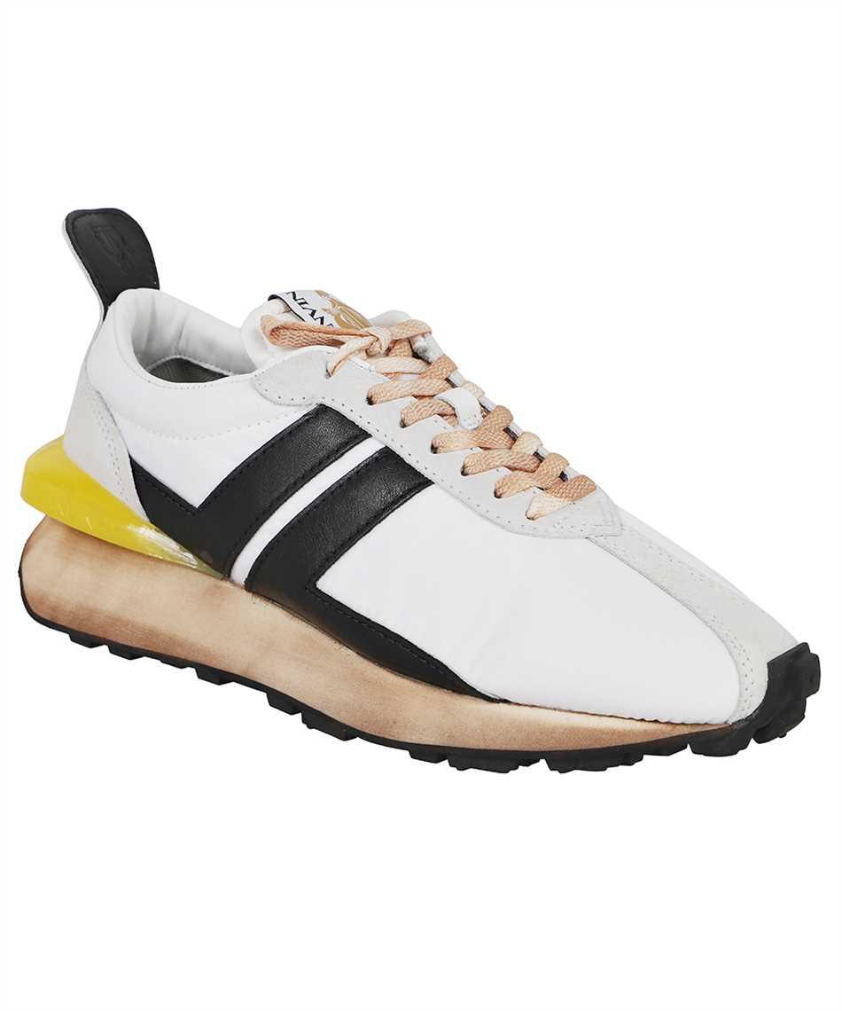 Lanvin FM SKBRUN NYL1 P21 BUMPR Sneakers 2