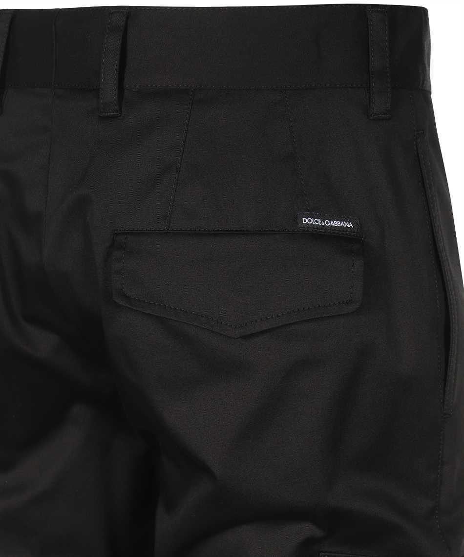 Dolce & Gabbana GWBWET FUFJR STRETCH COTTON CARGO Pantalone 3