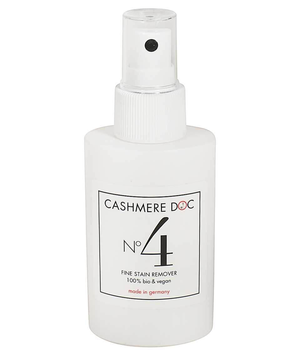 Cashmere Doc N.4 COTTON CARE Waschmittel 1