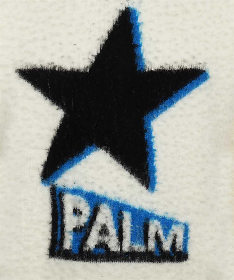 Palm Angels PMHE014F21KNI001 ROCKSTAR Knit 3