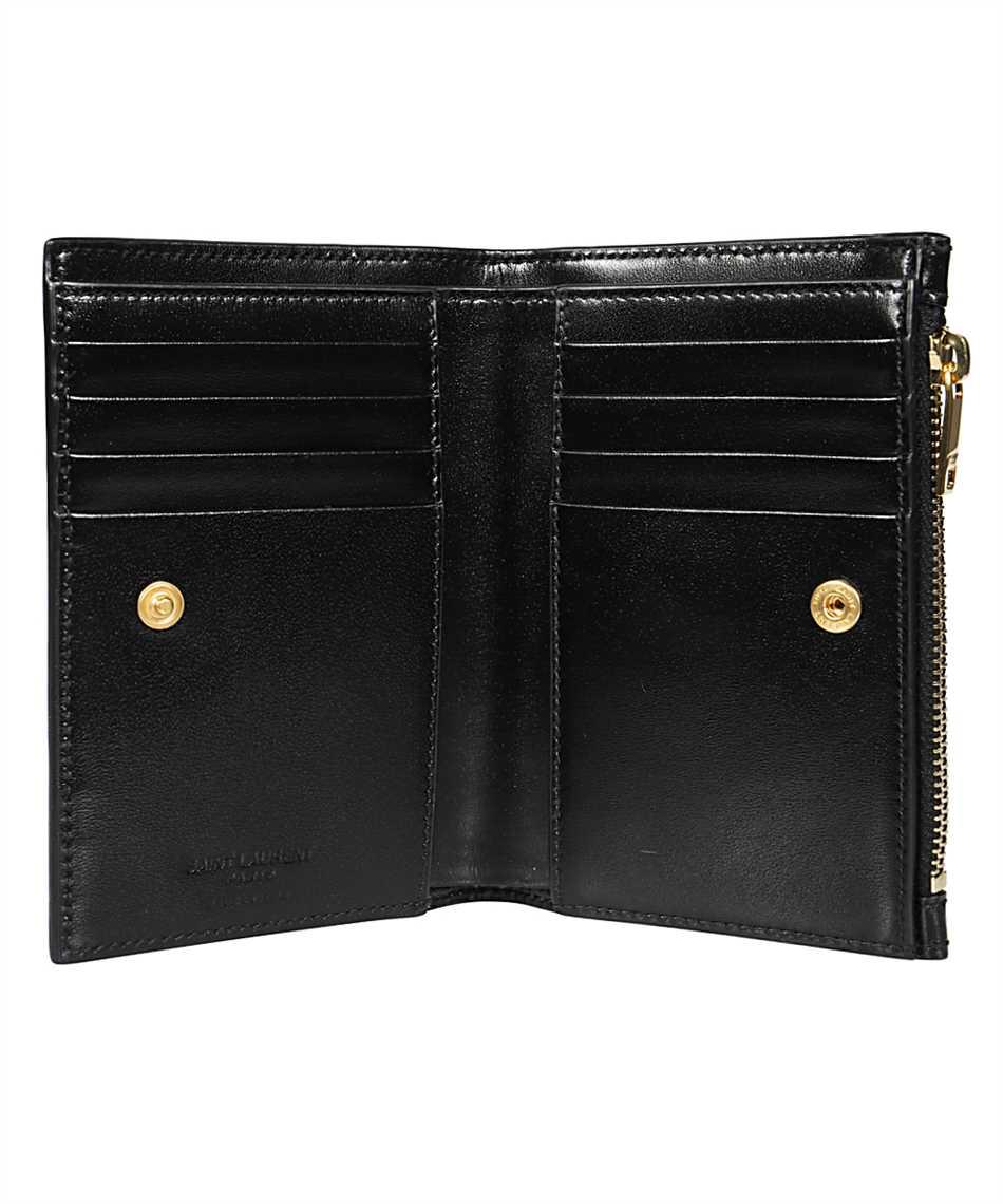 Saint Laurent 580058 03P0J BI-FOLD Wallet 3